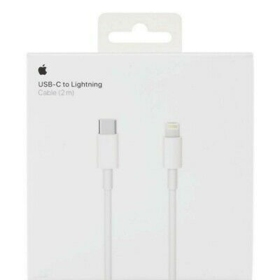 Cable de USB-C a Conector Lightning 2m MKQ42ZM/A Modelo A1702
