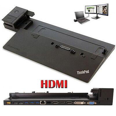 Lenovo ThinkPad Ultra Dock Type 40A2 FRU 00HM91 HDMI  USB3.0 X240 X250 X260 ()