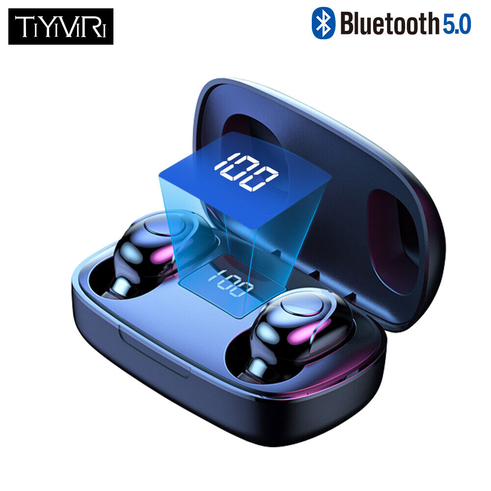 Bluetooth Earbuds For Earpods iPhone Samsung Android Wireles