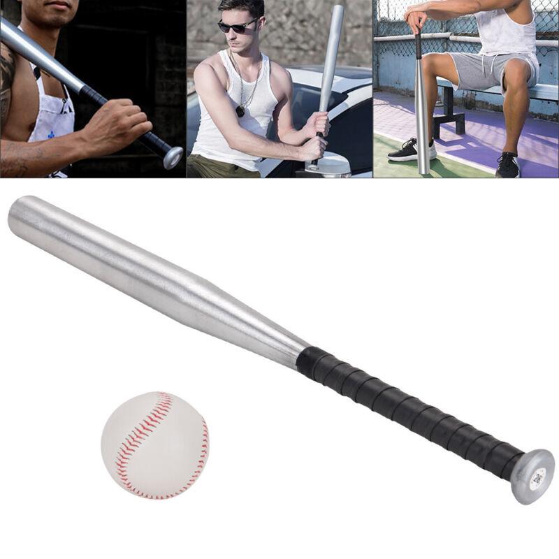 28/'/' Aluminium Baseball Bat Lightweight Full Size Youth Adult Metal Pole Outdoor