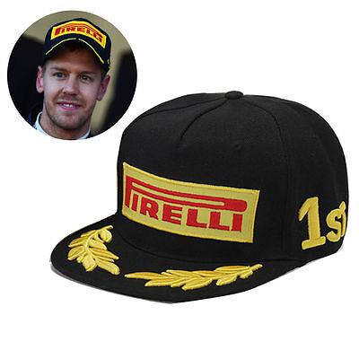 de3bb13593a NEW PIRELLI PODIUM SNAPBACK BASEBALL CAP F1 FORMULA ONE 1 LEWIS HAMILTON HAT