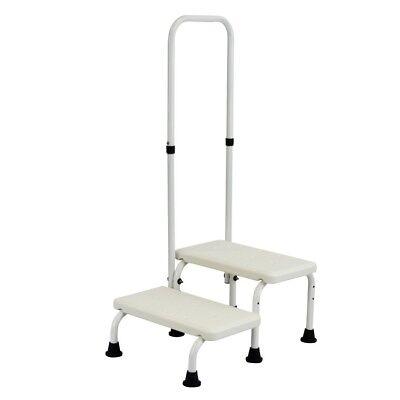 BADEWANNENSTUFE BADEWANNENEINSTIEGSHILFE BADEWANNENTRITT Haltegriff bis 110 kg