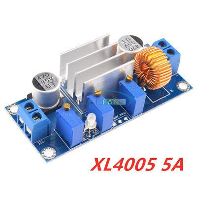 5a Cv Cc Xl4005 Buck Step Down Power Supply Module Lithium Charger For Arduino