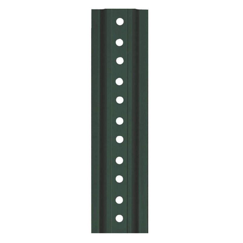 TAPCO 054-00014 Sign Post,Green,Steel,8 ft L