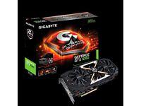 Gigabyte GeForce GTX 1080 Xtreme Gaming Premium Pack Graphics Card - 8 GB GDDR5X