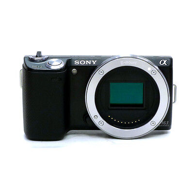 ***SONY ALPHA NEX-5N (Body Only) - 16.1MP APS-C SENSOR COMPACT SYSTEM CAMERA***