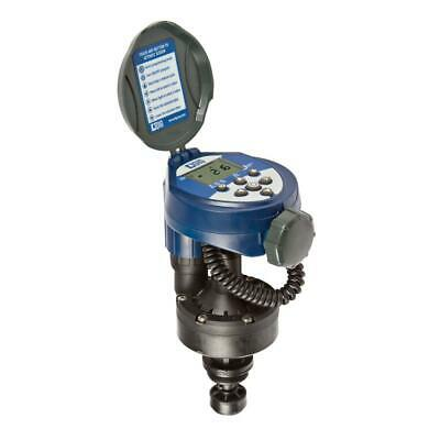 DIG Irrigation Water Timer Digital Waterproof Battery Operated 3/4 Inch Actuator
