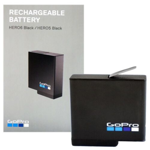 Original GoPro Rechargeable Battery AABAT-001 for HERO5 & HERO6 & HERO7 1200 mAh
