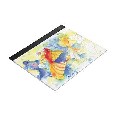 A3 USB LED Tracing Light Pad Box Artist Tattoo Copy Drawing Sketch Board N9A1