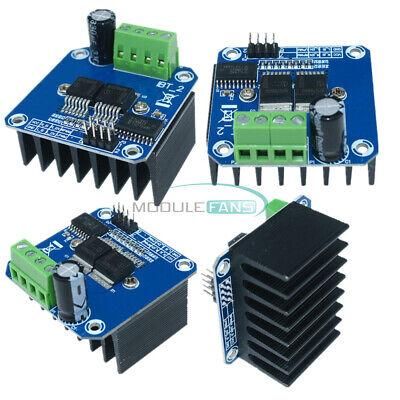 12510pcs Double Bts7960b Dc43a Stepper Motor Driver H-bridge Pwm For Arduino