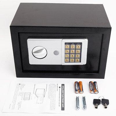 Hot Electronic Digital Keypad Lock Safe Box Cash Jewelry Gun Box High Security