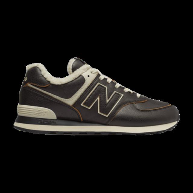New Balance 574 Black Sneakers