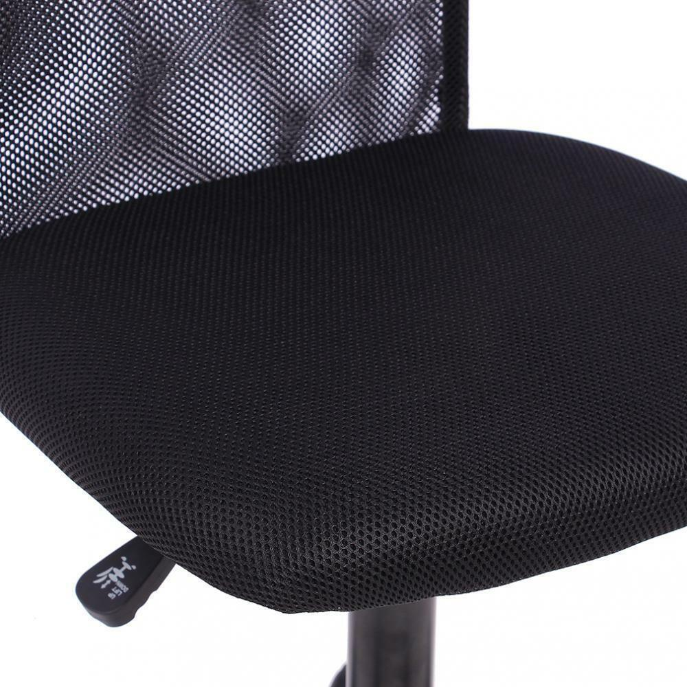 1/2/3/4 Pcs Mid-Back Mesh Office Chair Computer Task Swivel Seats, Black/Pink Business & Industrial