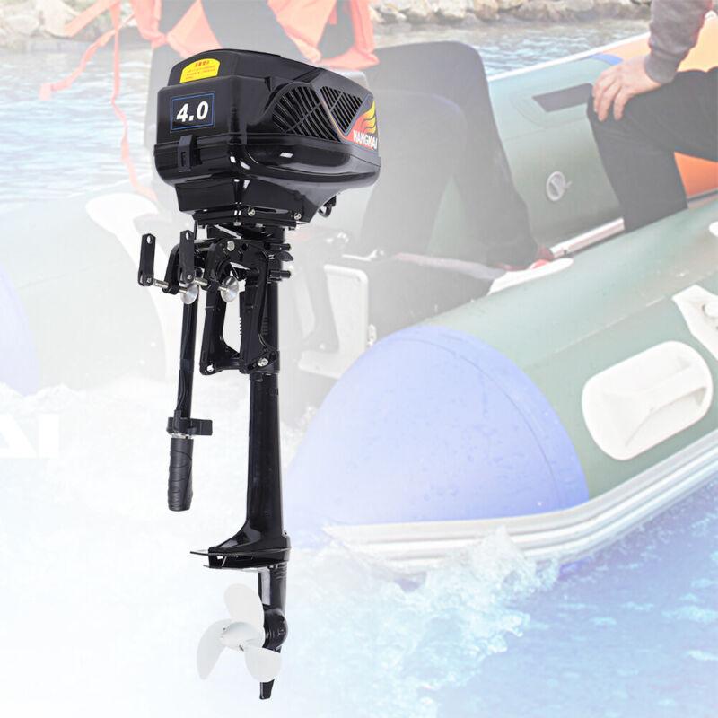 Heavy Duty Electric Outboard Motor Boat 1000W Propeller 8Kn Noise Reduction