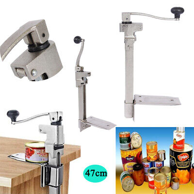 Usa 11 Large Heavy-duty Commercial Kitchen Restaurant Food Big Can Opener Table