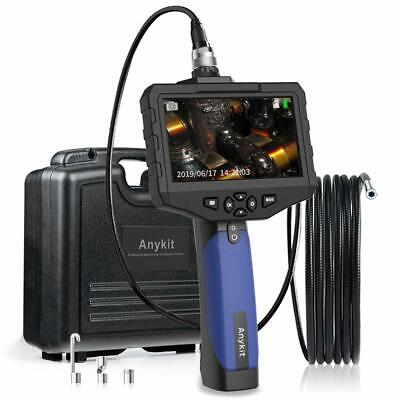 Industrial Endoscope Snake Inspection Video Camera Borescope Equipment Portable