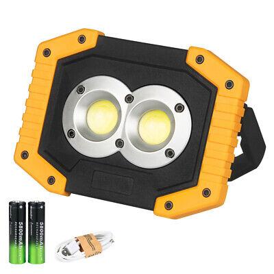 USB Rechargeable LED Work Inspection Light Waterproof Outdoor Emergency (Emergency Usb)
