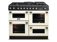 NEW/UNUSED Hotpoint Gas Range Cooker - Cream JUST ONLY £850 - Fixed