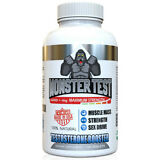 Monster Test Testosterone Booster (120-Count) All Natural and TOP SELLER ONLINE