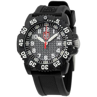 Men's Luminox Navy SEAL Colormark 25th Anniversary Series Watch 305125TH
