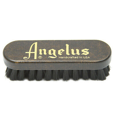 Angelus Cleaning Brush For Shoes Boots Sneakers Of Suede Nubuck Leather Vinyl +