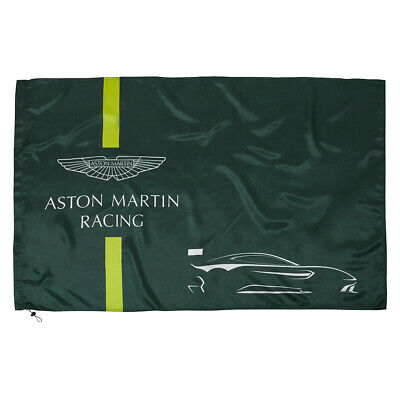 Sale! 2018 Aston Martin Racing Team Supporters Fan Flag (154x91cm) for Race Fans
