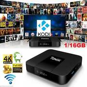 2017 Sept 1/16gb Tanix TX3 Mini 4K Kodi TV Box S905W Android 7.1 Noble Park Greater Dandenong Preview