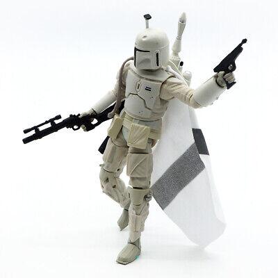 "Star Wars Bounty Hunter Mandalorian BoBa Fett Prototype 6"" Action Figure Model"