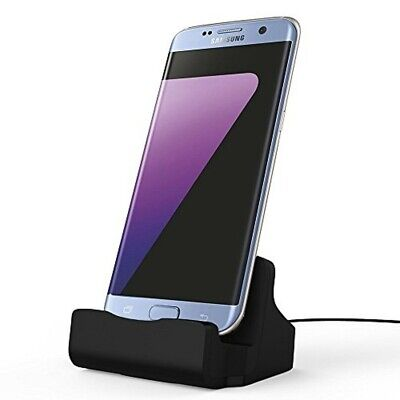 Docking-Station android handy smartphone mit micro-USB Ladestation PC-sync Dock