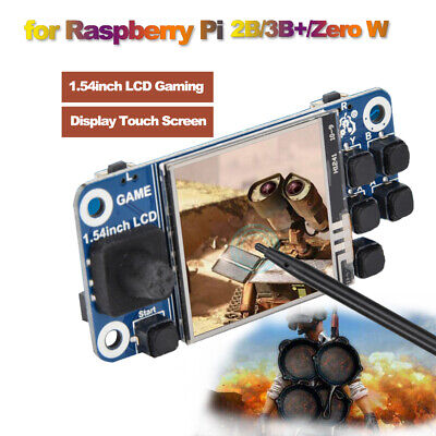 1.54 Display Module Lcd 240x240 Game Touch Screen Displayer For Raspberry Pi Am