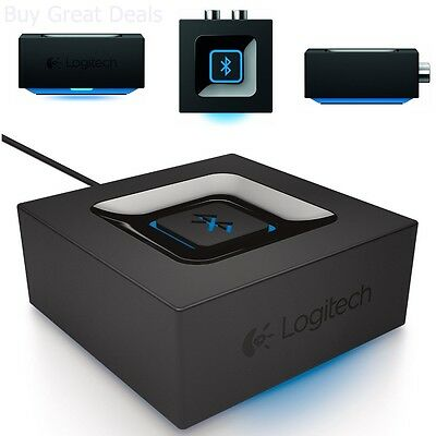 Bluetooth Wireless Audio Adapter Receiver Stereo 3.5mm Music New Speaker Aux