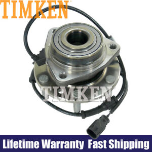 TIMKEN 513188 Front Wheel Hub & Bearing LH or RH For Chevy Buick GMC SUV w/ ABS