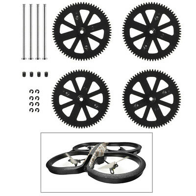 Pracitcal DIY Parts Upgrade Motor Pinion Gear Gears For Parrot  Drone 1.0 2.0