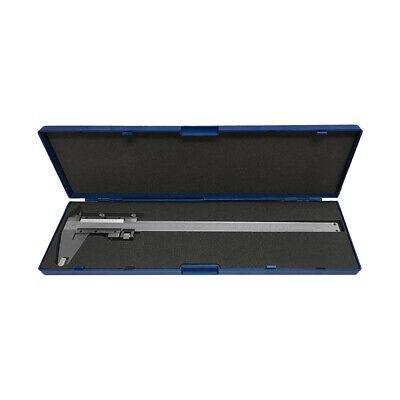12300mm Stainless Steel Vernier Caliper .001 Graduation Long Jaws Vernier