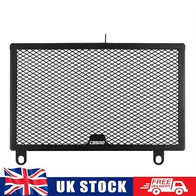 Radiator Guard Grill Grille Cover Protector Black For Honda CB 500 X 2013-2018