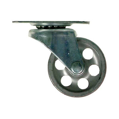 Shepherd Hardware 9176 Swivel Plate Caster Steel Gray 2-12 Dia