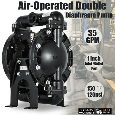 Air-operated Double Diaphragm Pump 84 M275.59 Ft 1 Inch Inlet 150 Gpm35 Sale