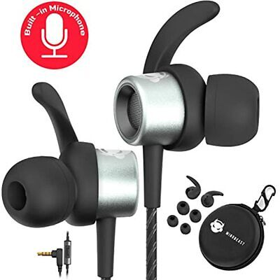 Noise Cancelling Headphones Wired Earbuds For Kids And Adults With Microphone