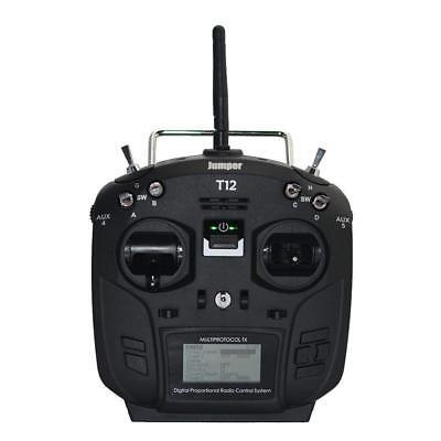Jumper T12 Plus(Hall Gimbal) OpenTX 16CH Transmitter w/ JP4-in-1 Module