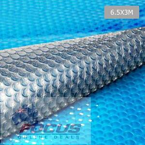 Isothermal Solar Swimming Pool Cover Bubble Blanket 6.5m X 3m Melbourne CBD Melbourne City Preview