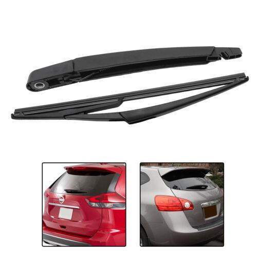 Rear Windsheild Back Wiper Arm Blade Set for Nissan Rogue 2008 2009 2010 2011 2012 2013 OE:28780-JM00A