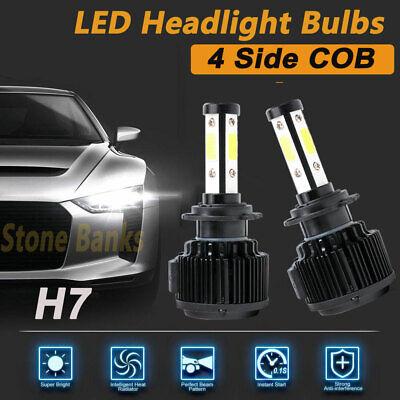 H11 Low Beam Fog Light Halogen White Bulb 100W Car Front Head Light Auto D334