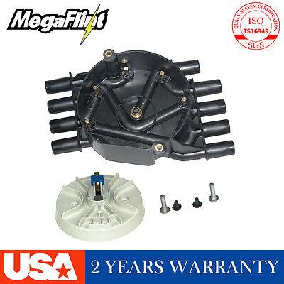 Distributor Cap Rotor Kit For Chevy GMC C1500 96-99 V8 5.0L 5.7L Suburban 350cid