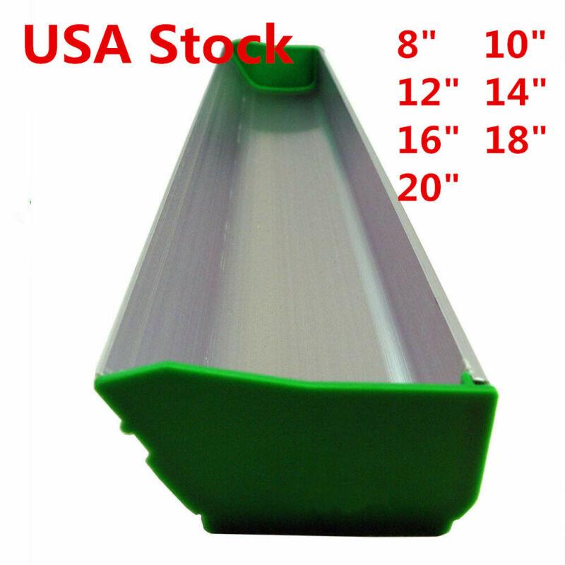 "8"" 10"" 12"" 14"" 16"" Emulsion Scoop Coater Screen Printing Aluminum Coating Tool"