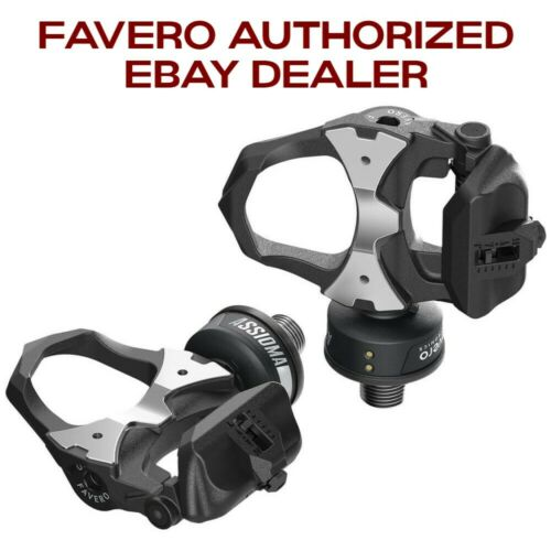 Favero Assioma DUO Power Meter Pedals with Upgraded Pedal Body