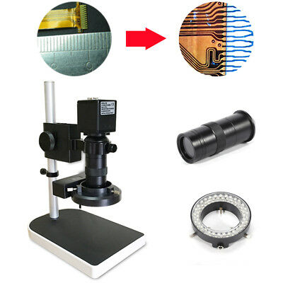 16mp Hdmi Stereo Digital Microscope Camera Hd Industrial Camera C-mount Lens