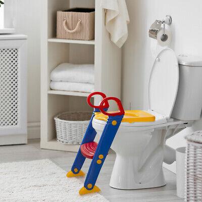 Riduttore WC con scaletta per bambini