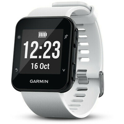 Garmin Forerunner 35 GPS Running Watch & Activity Tracker - White