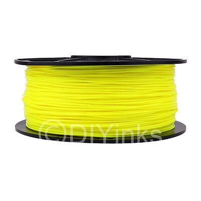 Материалы расходные Fluorescent Yellow PLA 1.75mm
