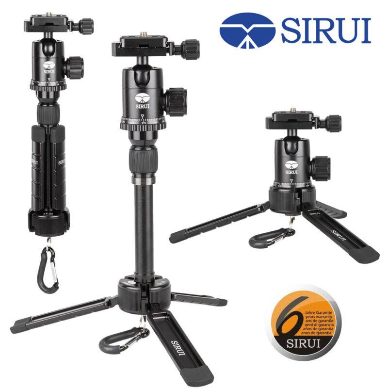 Sirui Table Top Mini Tripod Ball Head Kit Aluminum/Magnesium Black 3T-35K